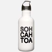 'Soh Cah Toa' Sports Water Bottle