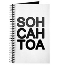 'Soh Cah Toa' Journal
