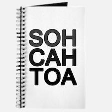 'Soh Cah Toa' Journal