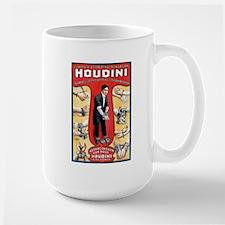Houdini Handcuffs Mug- Mug