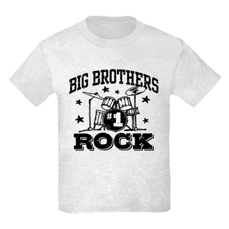Big Brothers Rock Kids Light T-Shirt
