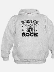 Big Brothers Rock Hoodie