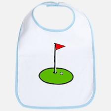 'Golf Green' Bib
