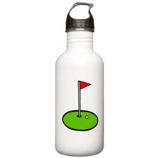 'Golf Green' Water Bottle