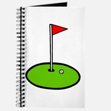 'Golf Green' Journal