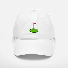 'Golf Green' Baseball Baseball Cap