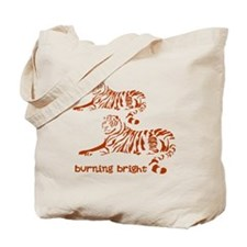 Tyger Tyger Tote Bag
