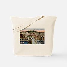 Porto Militare, Napoli, Italy Tote Bag