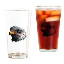 USA Eagle Drinking Glass