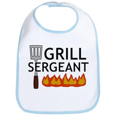 'Grill Sergeant' Bib