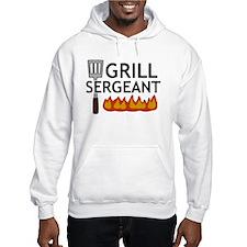 'Grill Sergeant' Hoodie