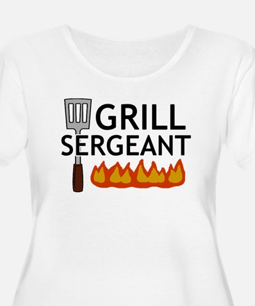 'Grill Sergeant' T-Shirt