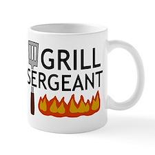 'Grill Sergeant' Mug