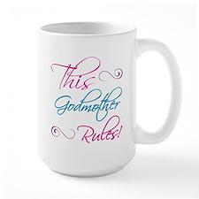 This Godmother Rules Mug