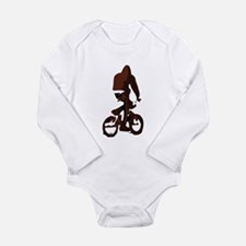 BikeTrix Long Sleeve Infant Bodysuit