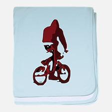 BikeTrix baby blanket