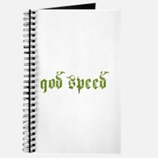 GOD SPEED Journal