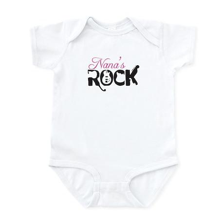 Nana's Rock Infant Bodysuit