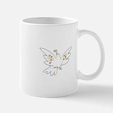 Cute Peace dove Mug