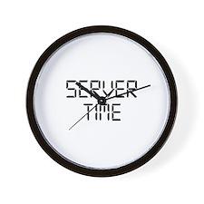 Server Time Clock