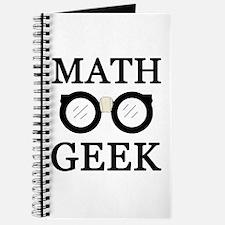 'Math Geek' Journal