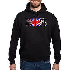 Track Cycling - UK Hoodie