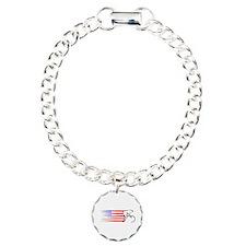 Track Cycling - USA Bracelet