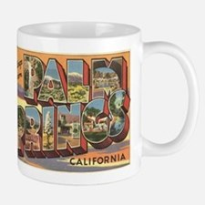 Greetings from Palm Springs Mug
