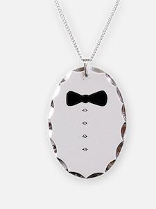 'Bow Tie Tux' Necklace