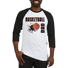 Basketball Dad Baseball Jersey