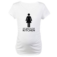 Get Back In The Kitchen Shirt