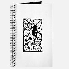 Fairy Silhouette Journal