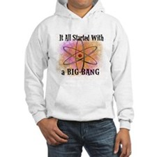 It All Started with a Big Ban Hoodie