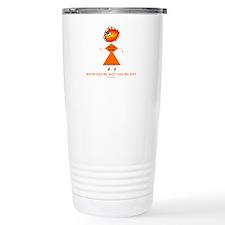 Hanuukah Hot Travel Mug