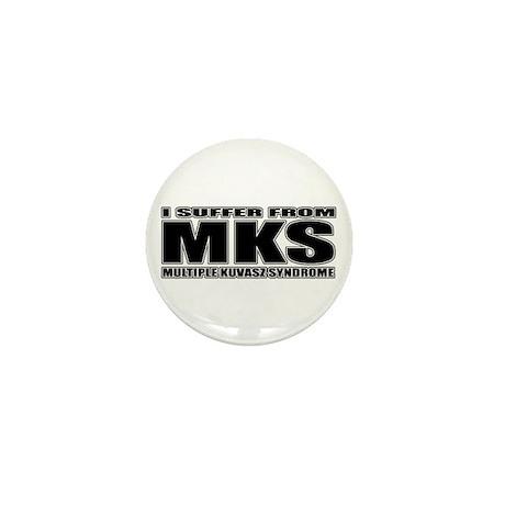 Kuvasz Mini Button