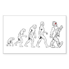 Clown Evolution Decal