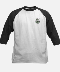 scottish thistle Kids Baseball Jersey