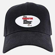 A POWERLIFTING THING Baseball Hat