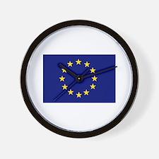 EU Wall Clock