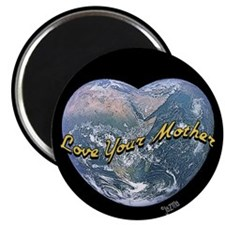 Love Mother Earth Night Magnet