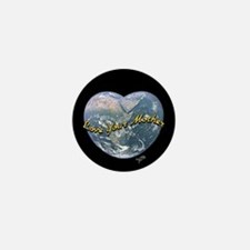 Love Mother Earth Night Mini Button