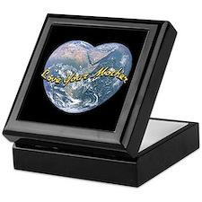 Love Mother Earth Night Keepsake Box