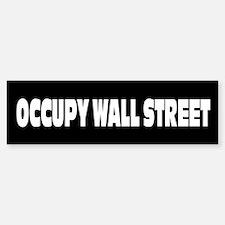 Occupy Wall Street: Bumper Bumper Sticker