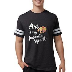Freestyle Forward Women's V-Neck Dark T-Shirt