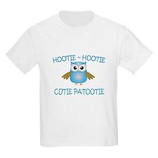 Hootie Hootie Cutie Patootie T-Shirt