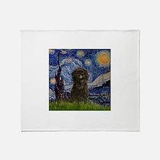 Cute Affenpinscher Throw Blanket