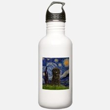 Cute Affenpinscher Water Bottle