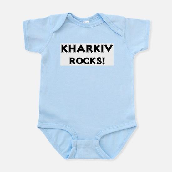 Kharkiv Rocks! Infant Creeper
