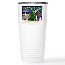 XmasMagic/Aussie (#7T) Travel Mug