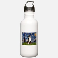 Starry / Aussie (#2) Water Bottle